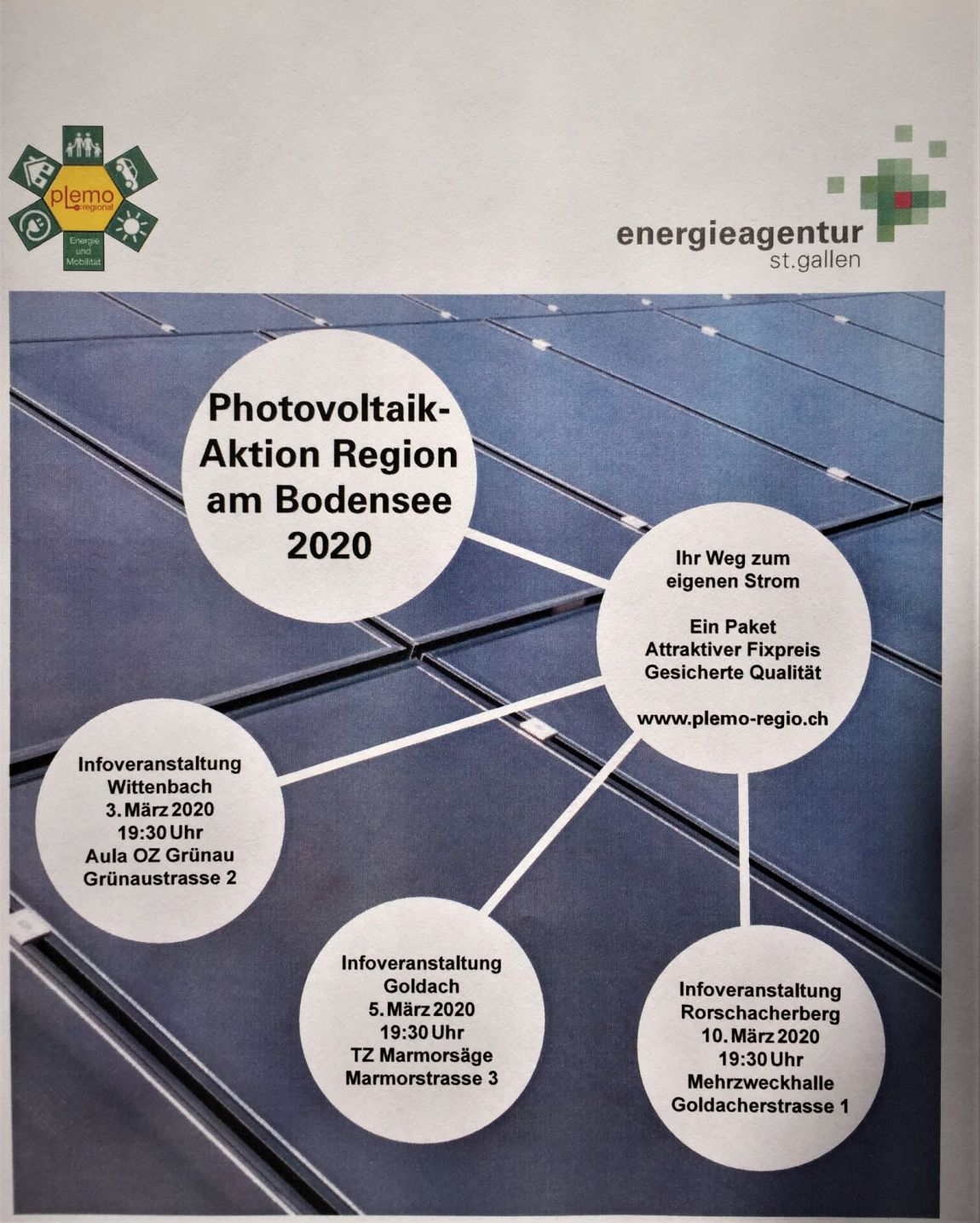 PV-Aktion Region am Bodensee 2020